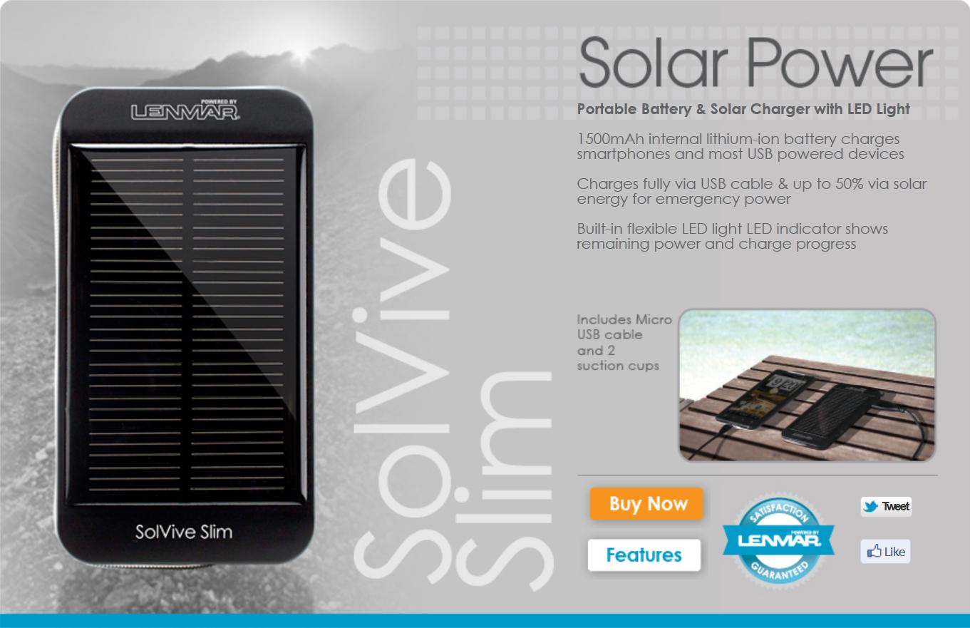 SOLV15 Brochure